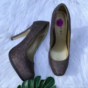 Madden Girl Shoes - Madden Girl | Sparkle Heel | Sz.8.5